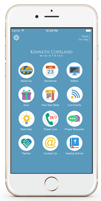 Check Out The KCM App!